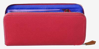 Silk'In classic wallet, large model - H063636CKAF