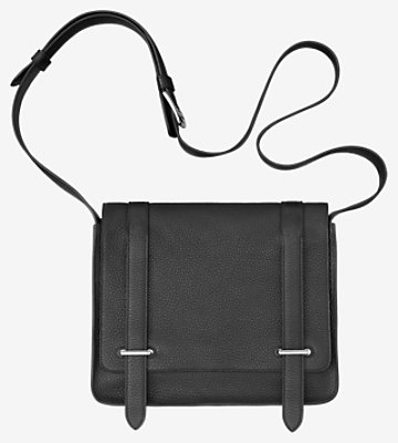 Steve Caporal messenger bag -