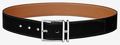 Nathan leather belt -