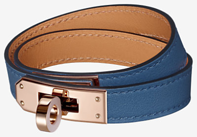 replica with chien bracelet leather hermes plated asp collier hardware de clasp gold kelly orange search