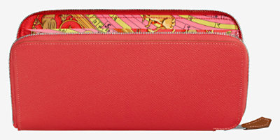 Silk'In classic wallet, large model - H064958CKAD