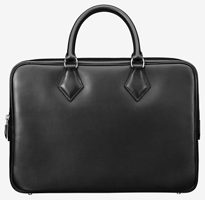 Plume 12H briefcase, large model -
