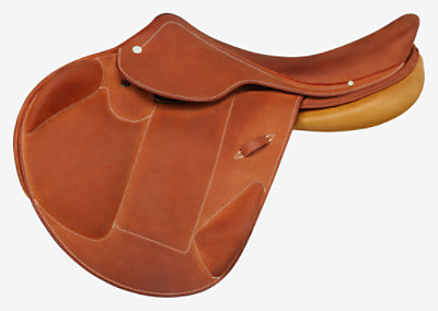 Cross saddle -