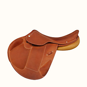 Cross saddle