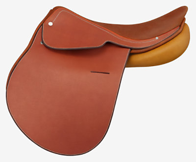 Polo saddle -
