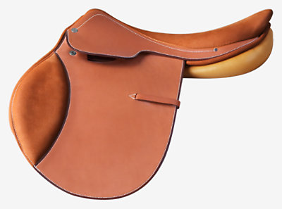 Steinkraus jumping saddle -