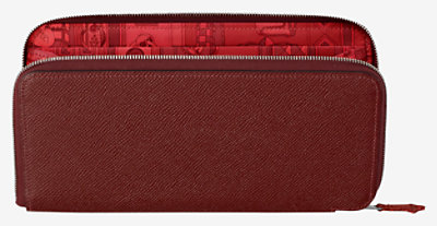 Silk'in classic wallet, large model -