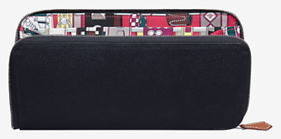 Silk'in classic wallet, large model - H067388CKAF