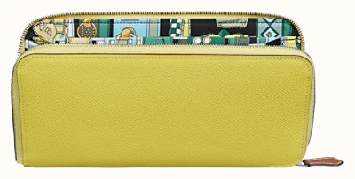 Silk'in classic wallet, large model - H067388CKAG