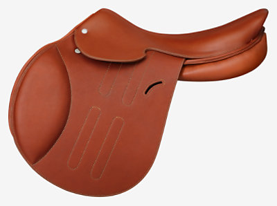 Hermès Cavale jumping saddle -