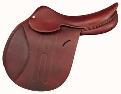 Hermes Cavale II jumping saddle