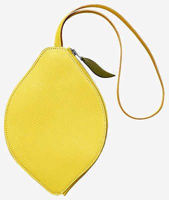 Citron clutch -