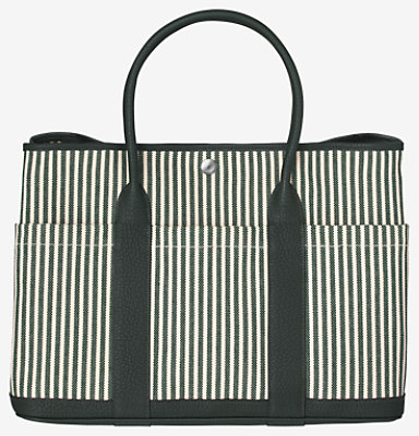 Garden Party 36 Pockets tote bag, medium model -