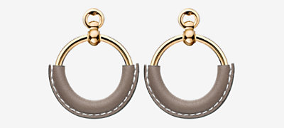 Loop earrings -