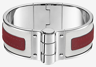 Equestre hinged bracelet - H070952FPABS