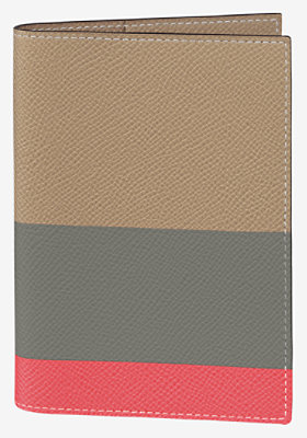 Grand Modele simple casaque agenda cover -