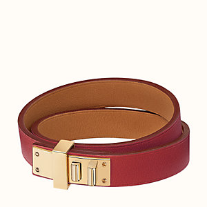 Armband Mini Dog Double Tour