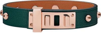 Armband Mini Dog Clous Ronds