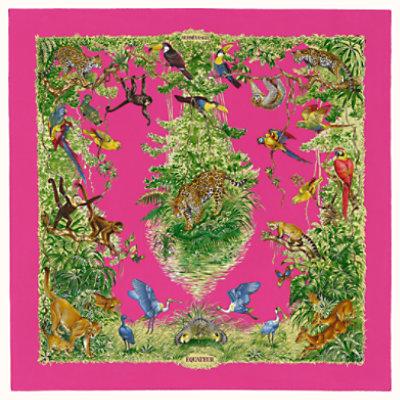 Le Carré et accessoires en soie disponible maintenant - Hermès 5ce08ff69a6