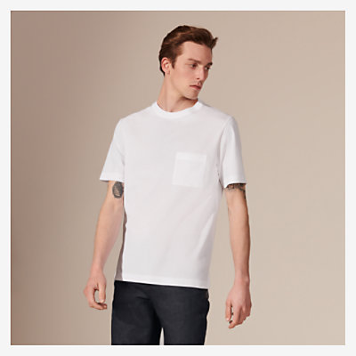 H embroidered T-shirt -