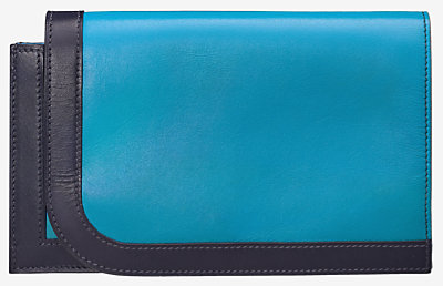 Camail long combined wallet, large model - H072037CKAB