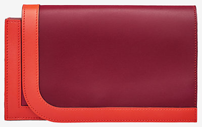 Camail long combined wallet, large model - H072037CKAD