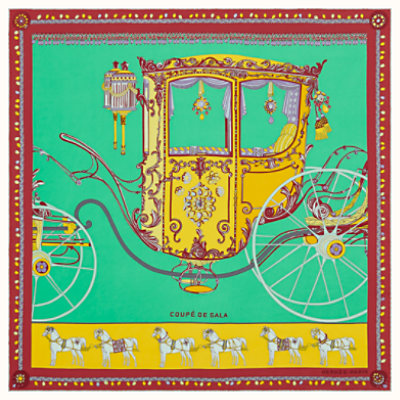 Coupe de Gala wash scarf 90
