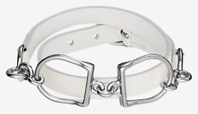 Bracelet Etrier Double Tour -
