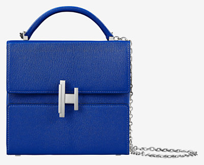 Hermes Cinhetic verso bag -