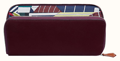 Silk'in classic wallet, large model - H073571CKAB