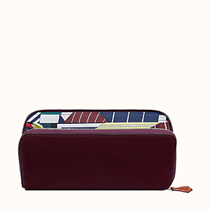 Silk'in classic wallet, large model