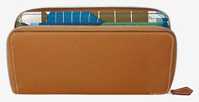 Silk'in classic wallet, large model - H073571CKAC