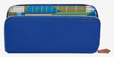 Silk'in classic wallet, large model - H073571CKAD