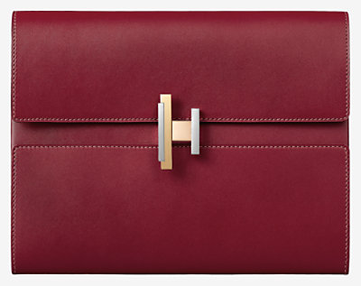 Hermes Cinhetic clutch, medium model -