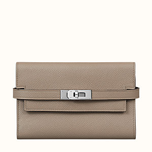 Cartera Kelly Dépliant Medium verso
