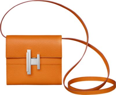 Hermes Cinhetic mini wallet