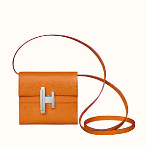 Mini-Brieftasche Hermès Cinhetic