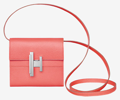 Mini-Brieftasche Hermès Cinhetic -