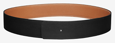 Reversible leather strap -