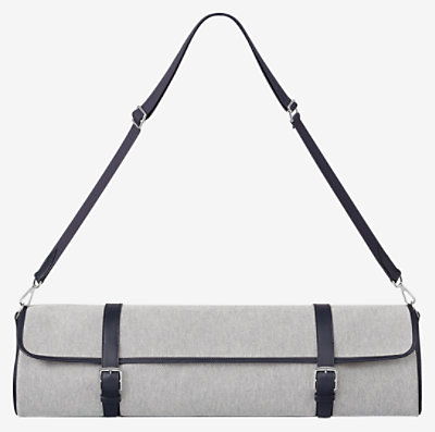 Yoga bag and mat -