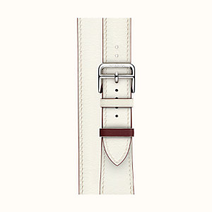 Armband Apple Watch Hermès Double Tour 38 mm