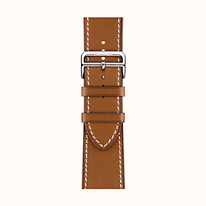 Bracelet Apple Watch Hermès Single Tour 44 mm Deployment Buckle