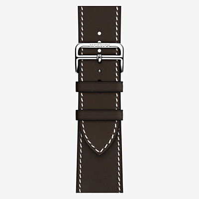 Bracelet Apple Watch Hermès Simple Tour 44 mm Boucle Déployante -