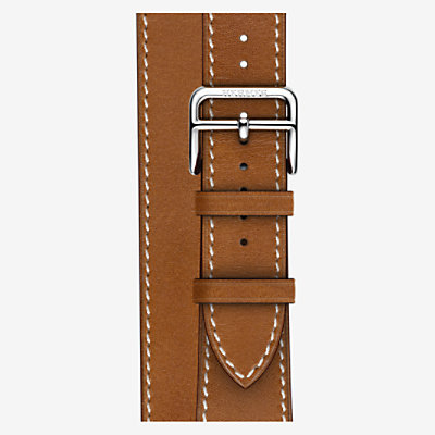 Apple Watch Hermès Strap Double Tour 40 mm - H074199CJ34