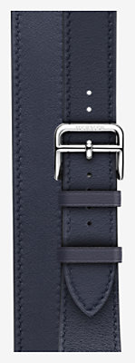 Apple Watch Hermès Strap Double Tour 40 mm - H074200CJ76