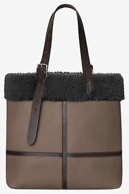 Etriviere Shopping aviateur bag -