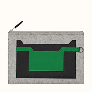 Toodoo 29 colorblock pouch