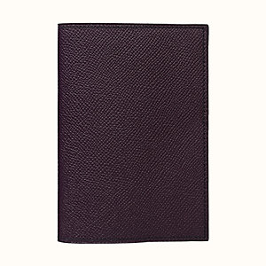 MC² Magellan colorblock passport holder