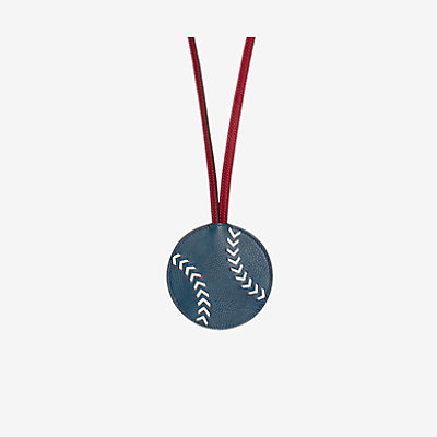 Baseball key holder -