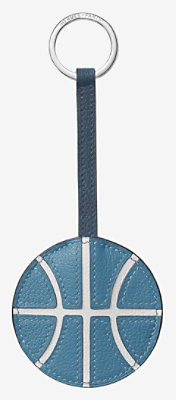 Basketball key ring -